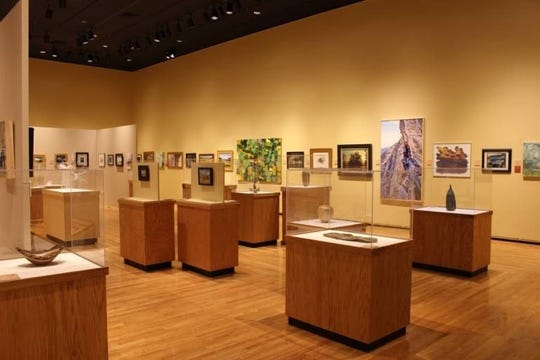 """The exhibit """"Open Space: Art About the Land"""" opens Saturday, Aug. 31, at Minnetrista."""