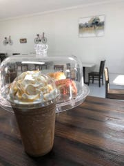 Morning Brew Coffee and Biscuits is located at 405 N. Front St. in downtown Murfreesboro. Menu items include specialty coffee drinks, smoothies and biscuits.