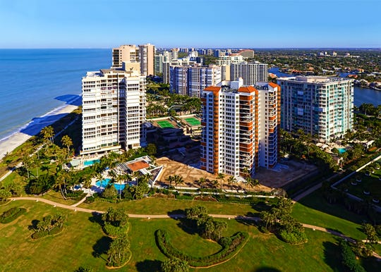 Naples offers a variety of living options suitable for all needs.