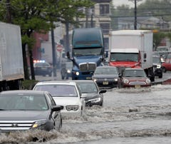 David Robinson, the state climatologist, discusses climate change and its effects on New Jersey