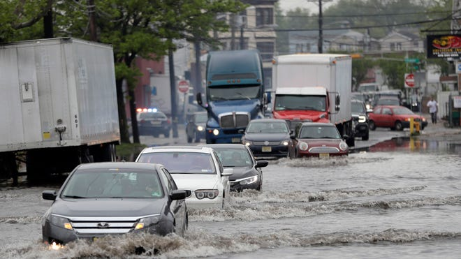 New Jersey Already Seeing Effects Of Climate Change