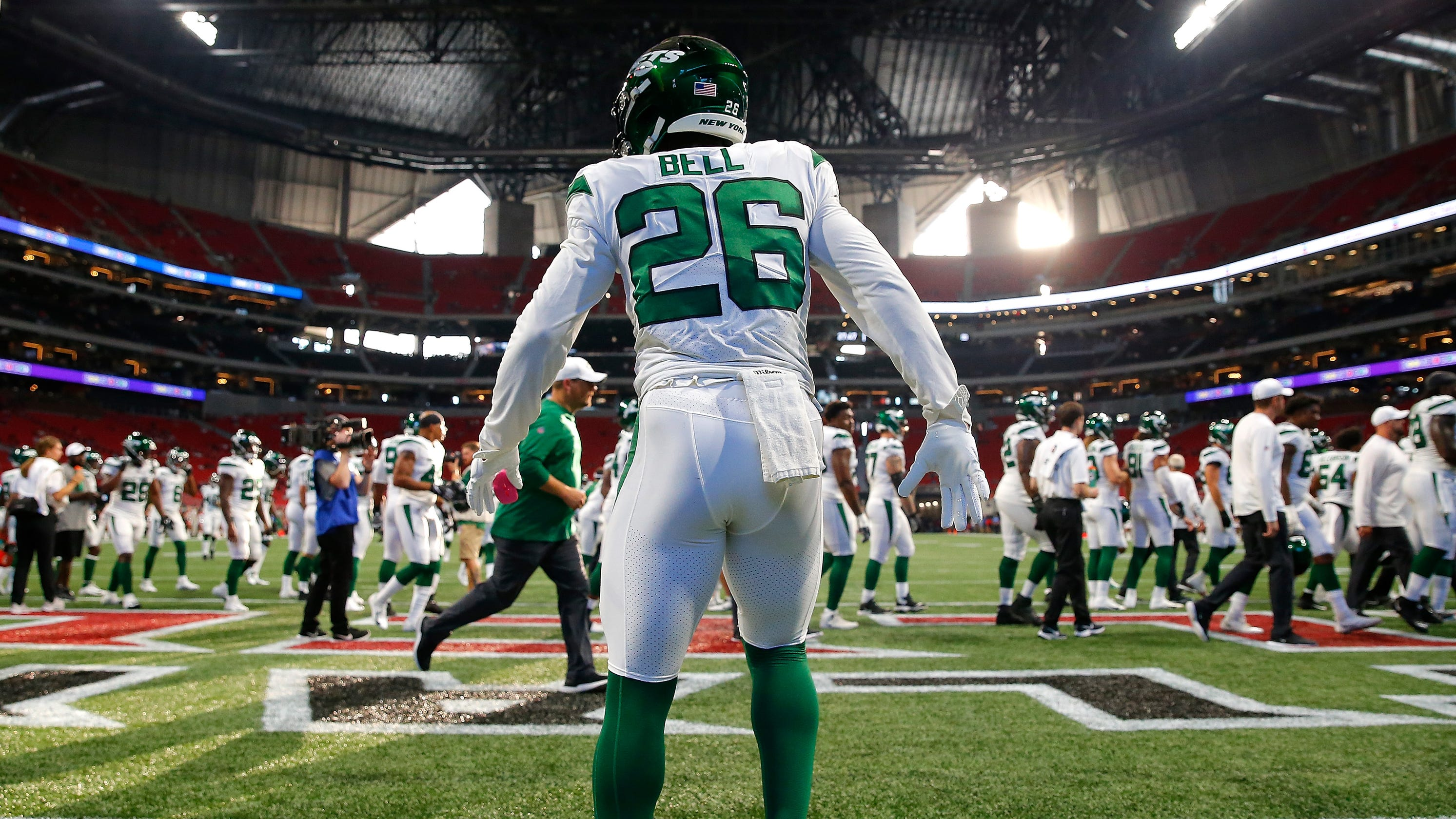 6bcde59e New York Jets | Bleacher Report | Latest News, Scores, Stats and ...