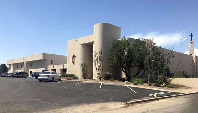 First United Methodist Church is located at at 1020 S. Granite Street in Deming, NM.