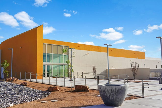Las Cruces Convention Center, 680 E University Ave.