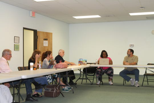 Substance SAFE Community met several times in Aug. 20 to discuss treatment options for individuals with opioid use disorder.