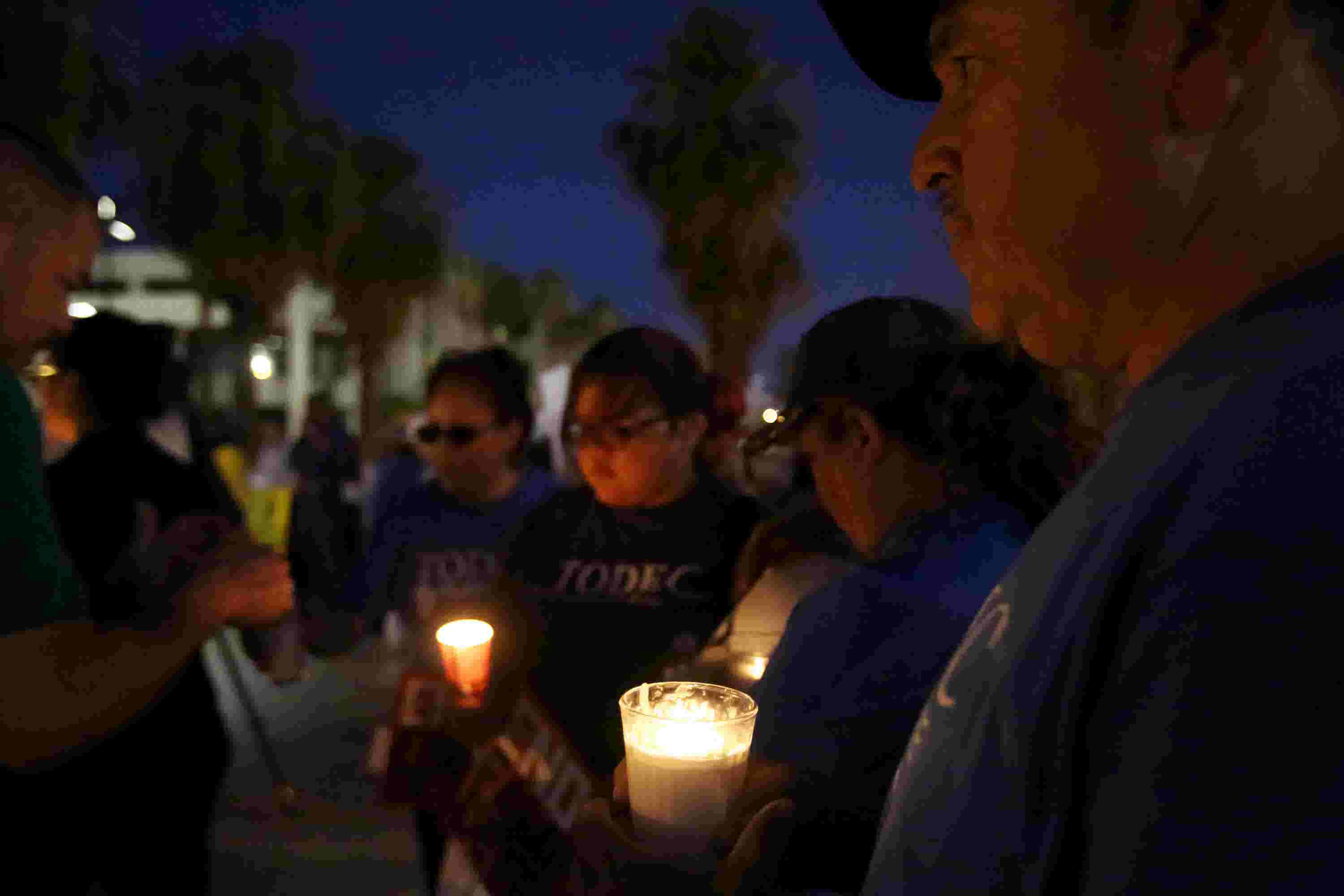 'We can't let fear take over,' Coachella Valley immigrant community says after mass shooting