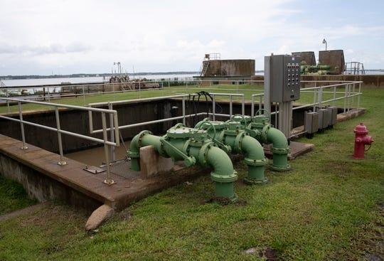 Plans are underway to change the way the Navarre Beach Wastewater facility discharges it effluent. Santa Rosa County is looking at ways to send its treated wastewater to a site on the Eglin reservation. The Navarre Water and Sewer currently dumps its effluent into Santa Rosa Sound.