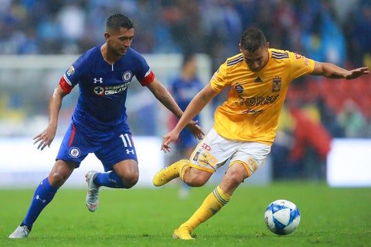 Cruz Azul y Tigres chocarán el 18 de septiembre en Las Vegas, en la final de la Leagues Cup.