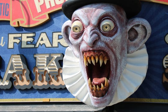 """Now for less than half of that price for the """"Gold Pass,"""" park goers can enjoy the remaining two months of Cedar Point'sHalloWeekends through September to the last weekend in October and all of next year's big 150th season."""