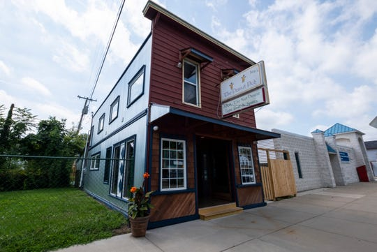 Pete Pashley acquired the former Peanut Pub in Marine City four years ago. Following renovations, it has reopened as Newport Pub at 121 Broadway St. in Marine City.