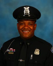 Port Huron Police Officer Chris Smith.