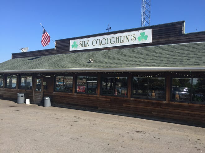 Silk O'Loughlin's in Irondequoit has reopened, according to its Facebook page.