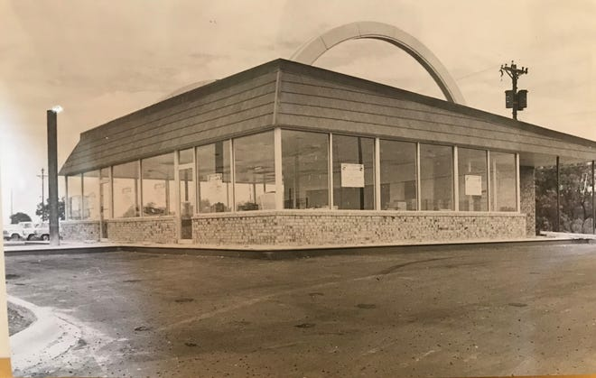 McDonald's debuted in San Angelo in 1969, located at 2902 Sherwood Way. According to a Standard-Times article about fast food published in August of that year, the company had an estimated $208 million in sales in the first half of the year.
