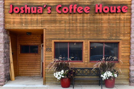 Joshua's Coffee House is nearly ready to be opened on Wednesday, August 21, in Hartford. The shop is named for the owners' son who died in 2012.