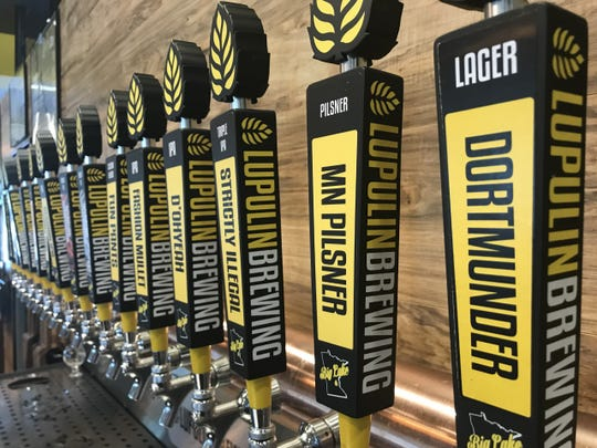 Lupulin Brewing opens its Sioux Falls taproom Thursday
