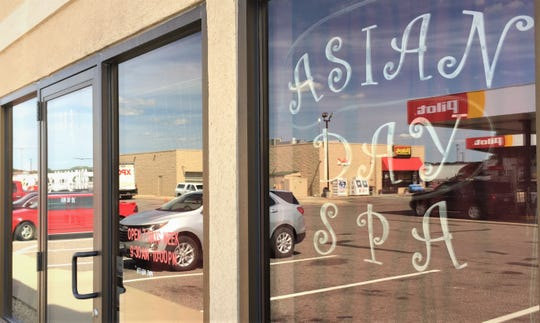 "The city of St. Cloud denied license renewal requests for Asian Day Spa on Clearwater Road after ""evidence of illicit activity,"" according to city documents. The business is pictured Wednesday, Aug. 21, 2019."