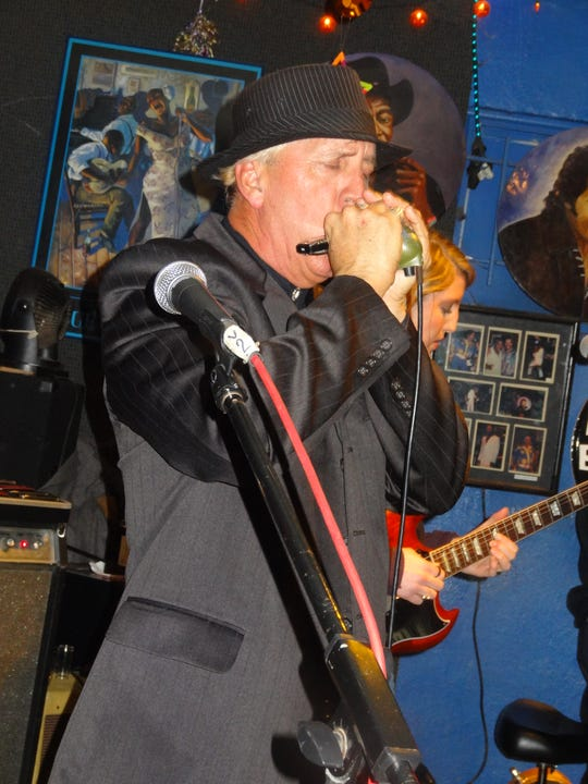 "The  5th Annual Greater Southeastern Harmonica Championships Saturday at Bradfordville Blues Club will beemceed by local blues harp maestro Mike ""Salty"" Lanigan."