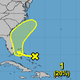 Hurricane Center watching system off Florida; Tropical Storm Chantal forms over North Atlantic