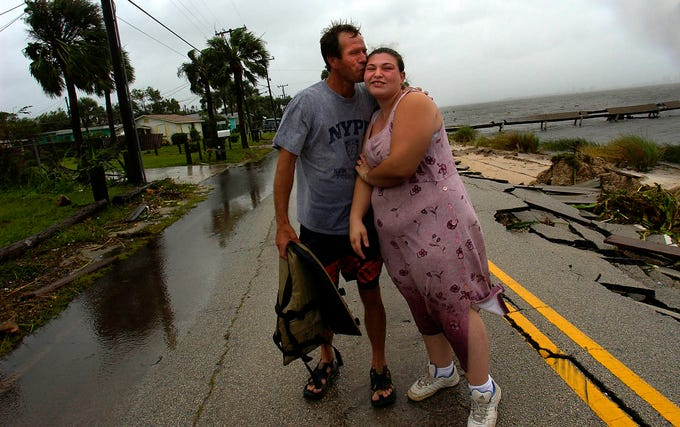 Dorian Spared Treasure Coast Hurricanes Frances Jeanne
