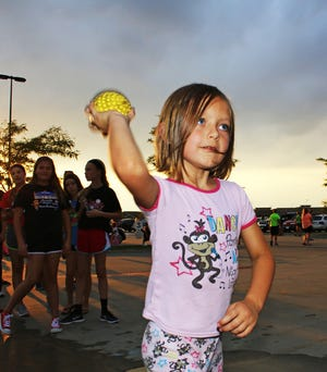 """Kids should get their throwing arms ready as the Cumberland County Prosecutor's Office's Community Policing Unit's Summer Block Party will include """"Dunk a Detective."""""""