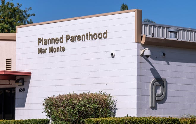 Planned Parenthood office in Fresno, Calif. on Tuesday, August 20, 2019.lif.