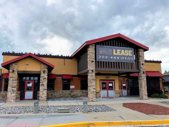 The Famous Dave's that closed in Sept. 2018 on Concord Pike is still vacant. LongHorn Steakhouse is moving in down the street in 2020.