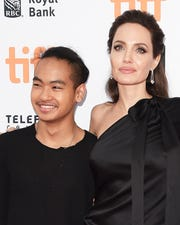 Maddox Jolie-Pitt often attended premieres with his mom, Angelina. But now, the 18-year-old is off to college atYonsei University International Campus inSouth Korea. Jolie says it wasn't easy for her to say goodbye.