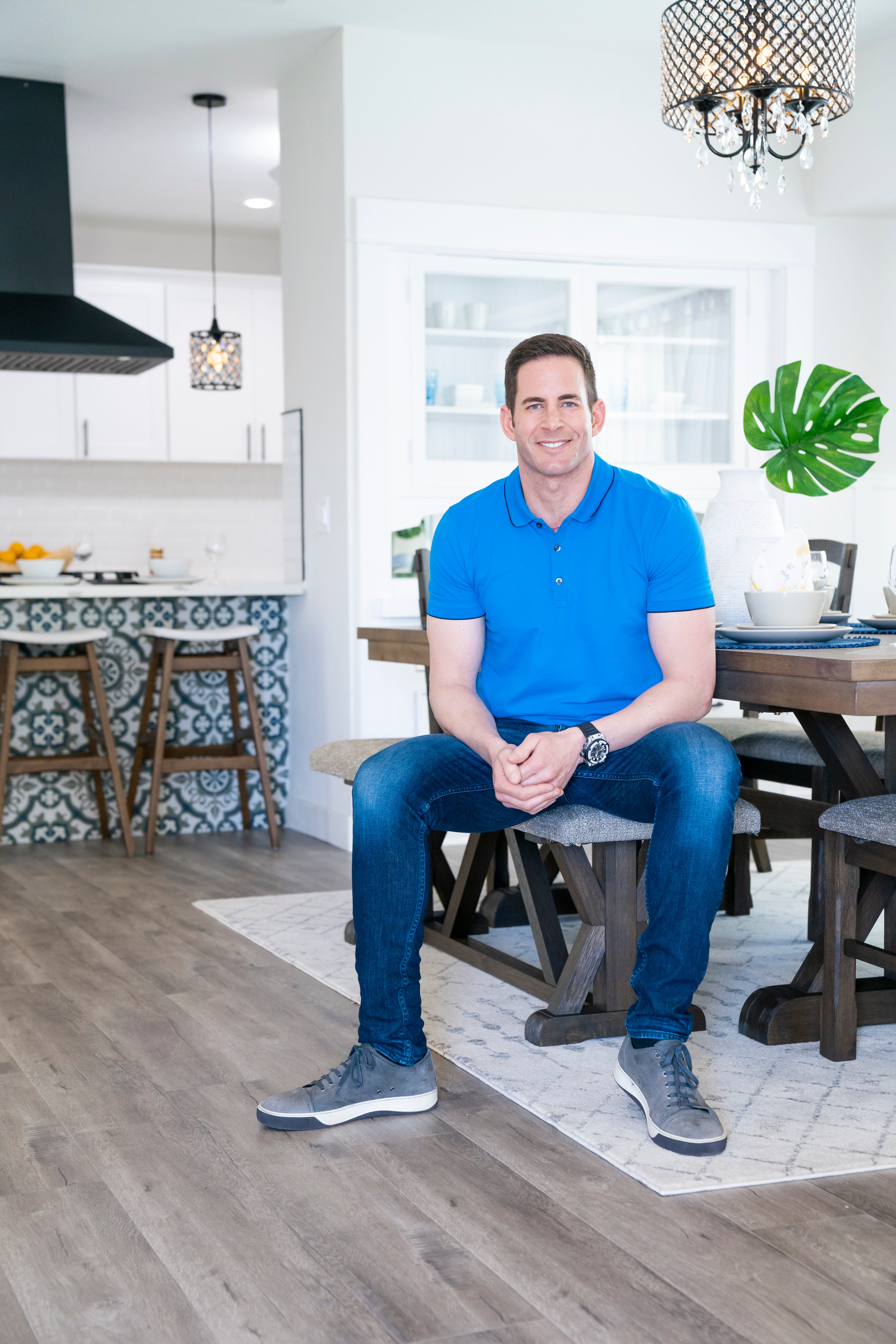 Tarek El Moussa Talks New Hgtv Show Ex Christina Anstead,Curb Appeal Ranch Home Exterior Remodel Before And After