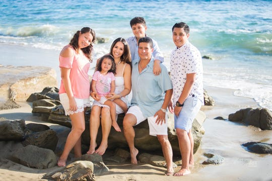 Owning their own business allows the Gomez family the time to dedicate to volunteering and various community projects.