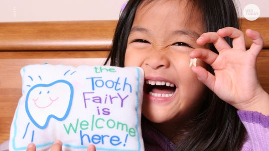 It's Tooth Fairy Day! Here's 5 funny excuses for forgetful tooth fairies