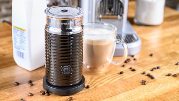 Gifts our editors love 2019: Nespresso Aeroccino Milk Frother