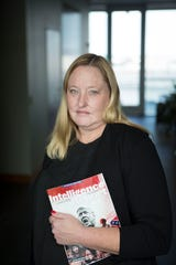 Heidi Beirich helps monitor hate groups for the SPLC.