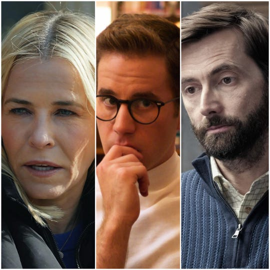 """Chelsea Handler, Ben Platt and David Tennant are all starring in shows premiering on Netflix in September: """"Hello, Privilege. It's Me, Chelsea,"""" """"The Politician"""" and """"Criminal."""""""
