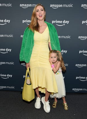 Eva Amurri explains she picked Mexican-themed birthday party for daughter Marlowe because she loves the country.
