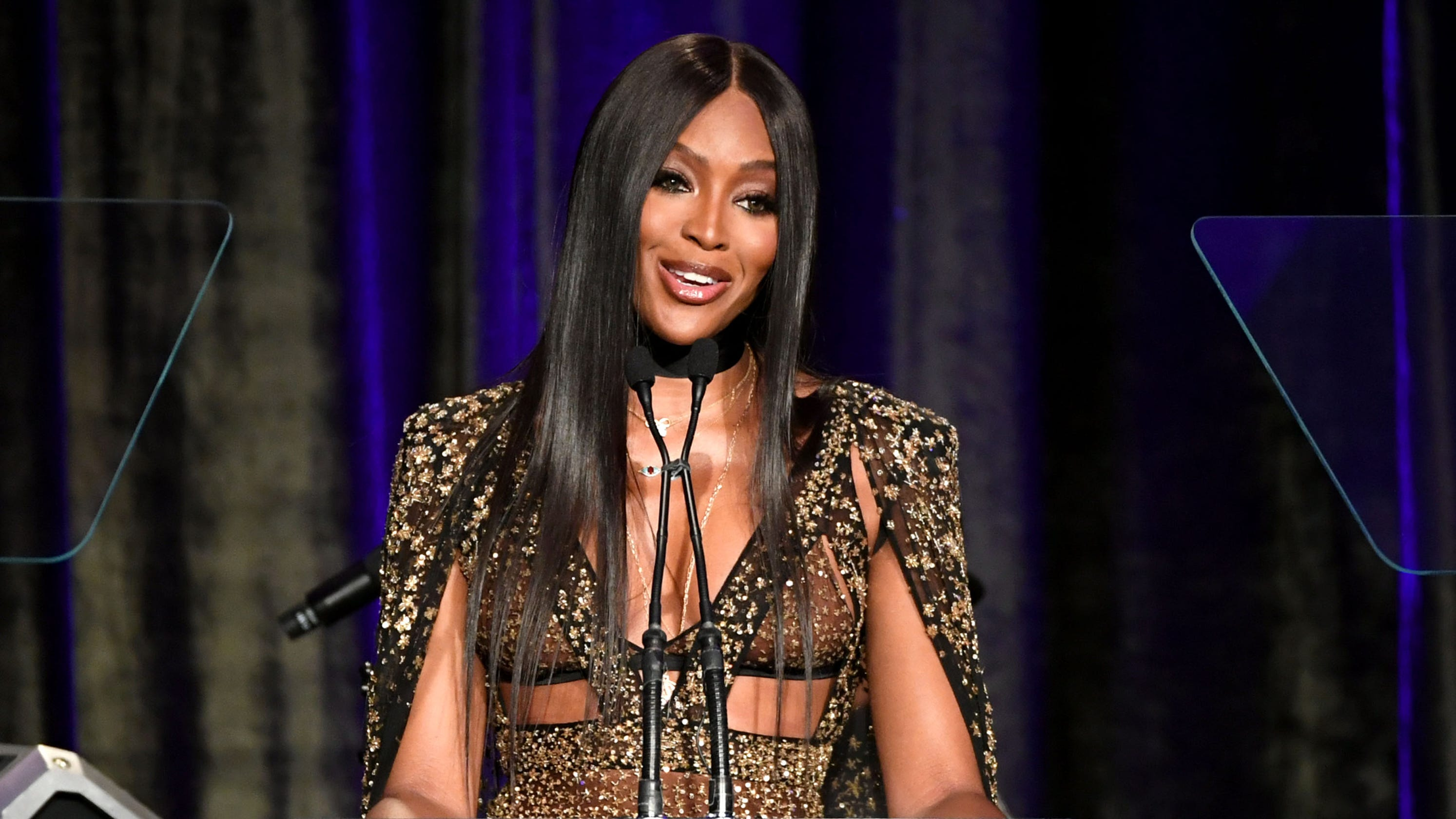 Naomi Campbell opens up about her ties to Jeffrey Epstein, says she's 'sickened' by crimes