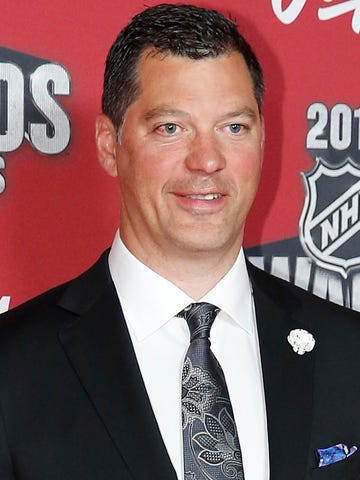 Bill Guerin will be introduced as Minnesota Wild general manager on Thursday.