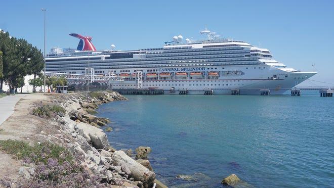 Carnival Cruise Line S Carnival Splendor See Inside The Cruise Ship