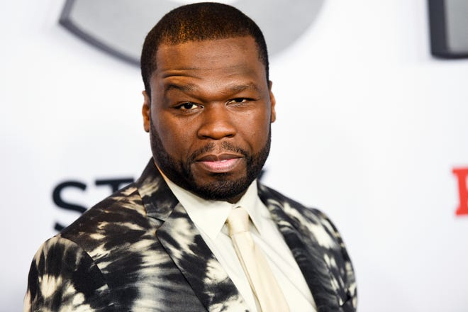 """""""Power"""" executive producer Curtis """"50 Cent"""" Jackson, seen at the Season 6 premiere, talks about the popularity and meaning of the Starz drama, which concludes Sunday. He's also played a character on the show."""