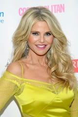 Supermodel Christie Brinkley is one of the celebrities competing on Season 28 of ABC's 'Dancing with the Stars.'