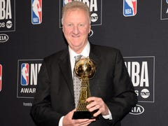 Larry Bird objects to tattoos on Indianapolis mural of him, asks street artist to remove them