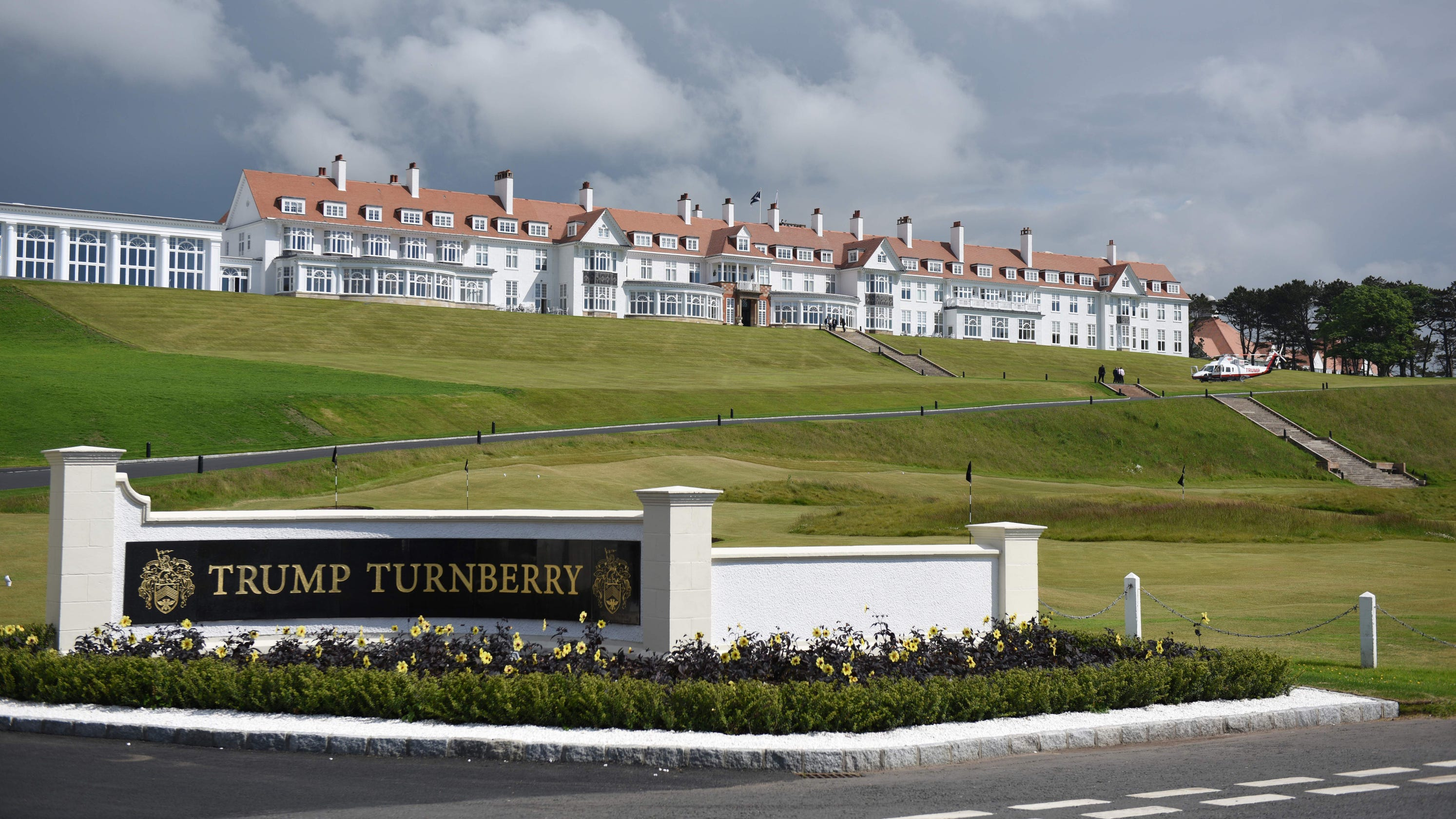 'Conflict of interest concerns': House investigating increased military spending at Trump's Turnberry resort