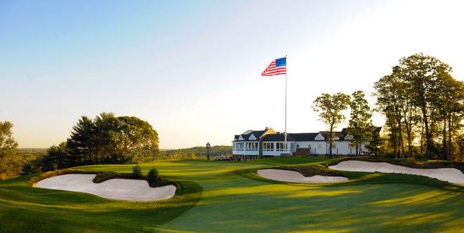 Trump National Golf Club, Philadelphia.