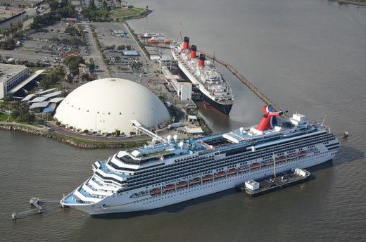 Carnival Cruise Line's Carnival Splendor: See Inside The
