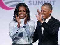 Barack, Michelle Obama celebrate 27th wedding anniversary: 'It's getting better all the time'