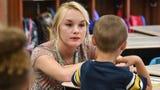 First year teacher grateful teaching young minds