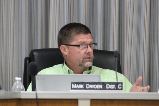Rapides Parish School Board member Mark Dryden said the FedCheck software program could help law enforcement by alerting them to people wanted on warrants as they try to visit district schools.