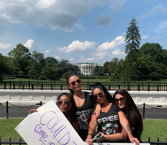 'Jersey Shore' cast tries but fails to meet Trump in D.C.