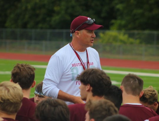 South Kitsap football coach Dan Ericson played quarterback at Shelton High School and helped lead the Highclimbers to the No. 1 ranking (AA) in 1991.