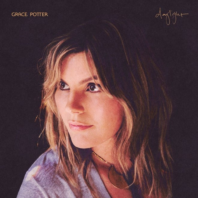 "Vermont-born musician Grace Potter will release her first album in four years, ""Daylight,"" on Oct. 25."