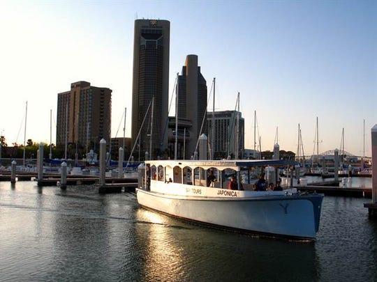 Harrison's Landing Japonica boat rides